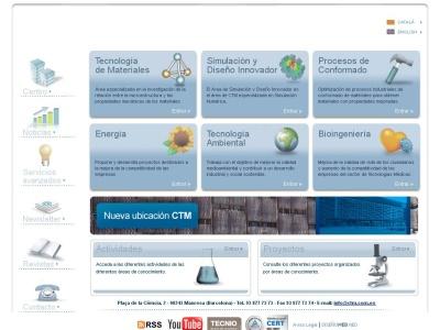 CTM, Centro Tecnol�gico de Manresa