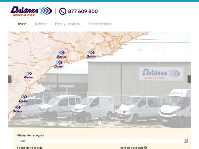 DAVIMA RENT A CAR / Alquiler de coches y furgonetas