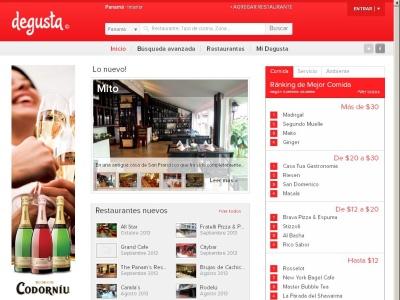 Degusta Panama - Guia de Restaurantes