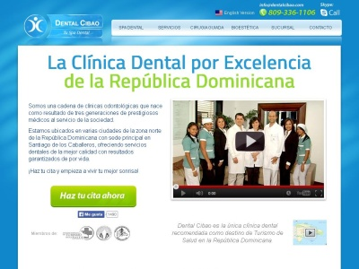 Dental Cibao cl�nica dental