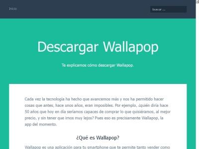 descargar wallapop para android