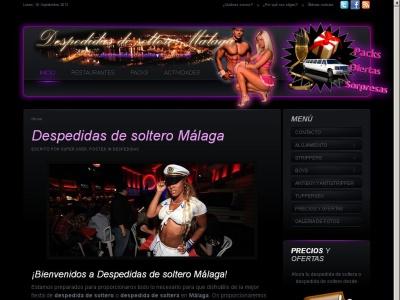 Despedidas de soltera Málaga