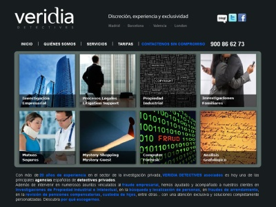 Detectives privados en Madrid