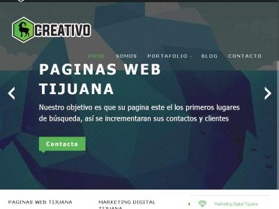 diseñador de paginas para doctores en tijuana