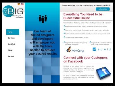 Diseño Web Ecuador - GoBig.ec
