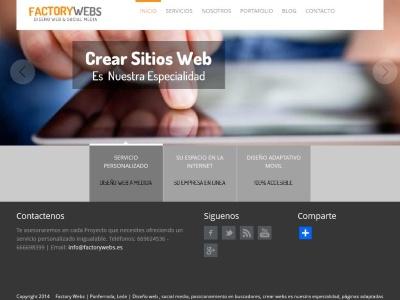 Diseño Web Ponferrada
