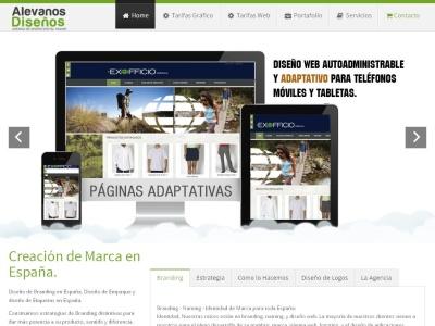 Diseño de Branding en España, Diseño de Empaque y dise&ntil