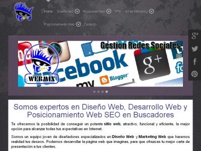 DISE?O WEB CHIHUAHUA, WEBMIX