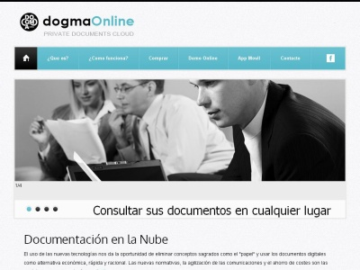 dogmaOnline Private Documents Cloud