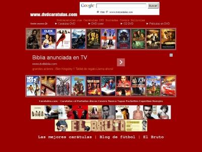 DVDCaratulas @ Covers y portadas de películas DVD