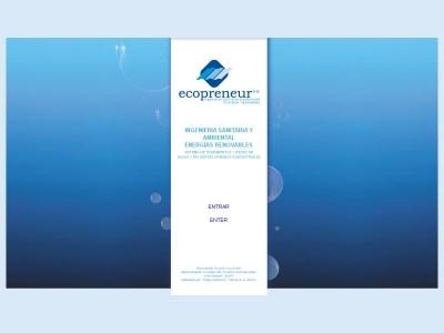 Ecopreneur - Tratamiento de Aguas