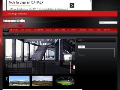 El nuevo estadio del Valencia CF