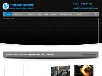 Electrohead Induction, Venta de hornos industriales de inducción