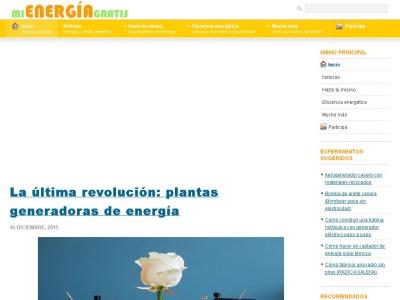 Energ�a gratis para siempre - Mi Energ�a Gratis