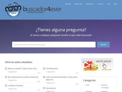 Enlaces | Añade tu link | No busques, encuentra | Buscador4ever.com