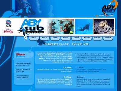 Escuela de buceo en Fuengirola - Diving School