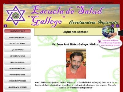 Escuela de Salud Gallego