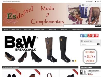 EsdePiel moda y complementos