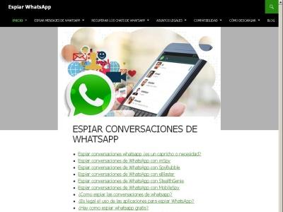 Espiar whatsapp app 2016