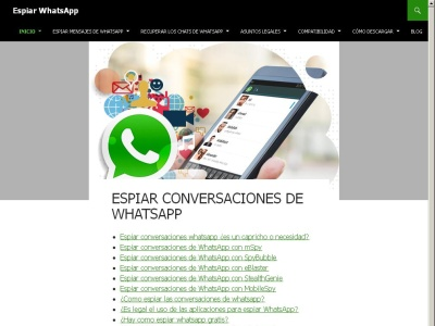 Espiar Whatsapp | Toda la información sobre aplicaciones para espiar Whatsapp