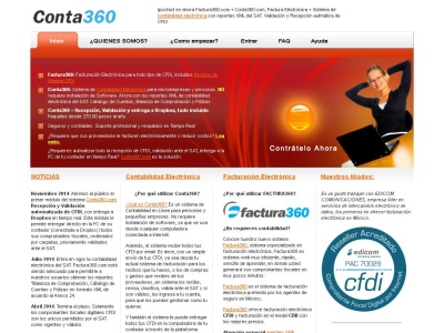 Facturacion electronica Mexico Factura electronica contabilidad online Ipsfoact