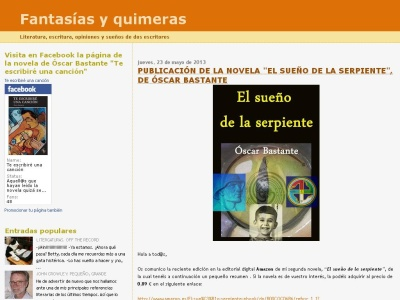 Fantas�as y quimeras