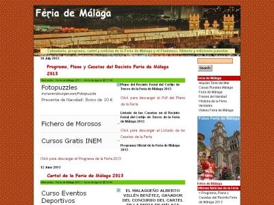 Feria de M�laga