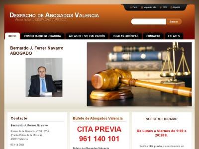 ferrernavarroabogado.com