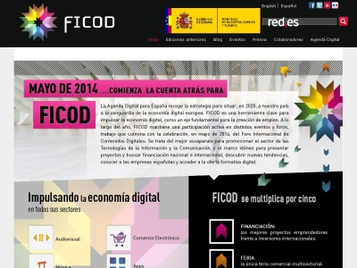 FICOD Foro internacional de contenidos digitales