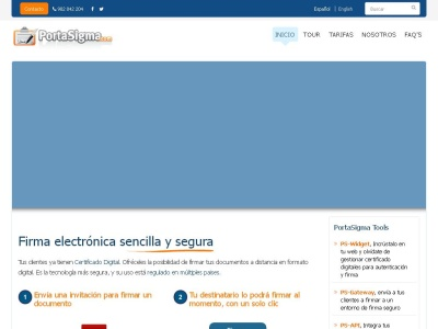 Firma electr�nica
