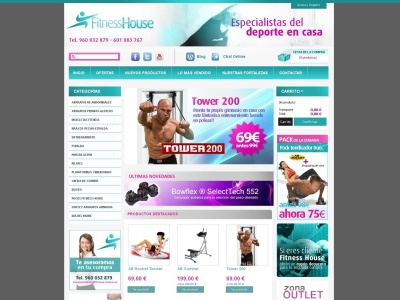 Fitness House