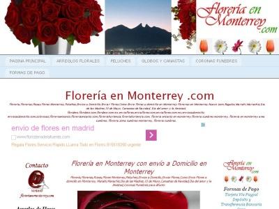 Floreria y Florerias en Monterrey