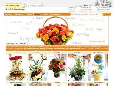 Floristeria Flor360.com: flores y regalos