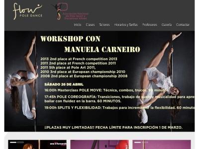 Flow Escuela de Pole Dance