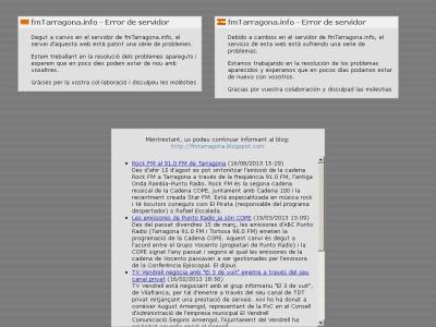 fmTarragona.info - Comunicación Local en Tarragona