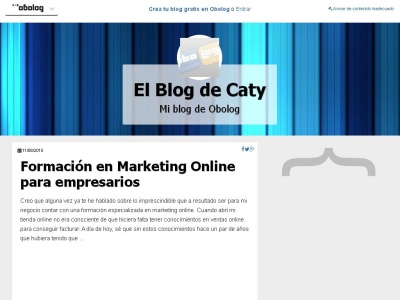 Formaci�n en Marketing Online para empresari