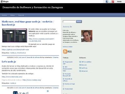 Formaci�n Microsoft .NET (MOC) en Zaragoza