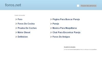 Foros.net