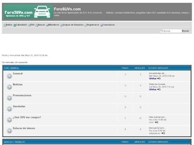 ForoSUVS.com