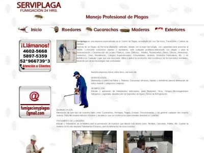 FUMIGACI�N Y CONTROL DE PLAGAS � www.fumigacionyplagas.com
