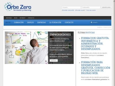 fundación orbe zero