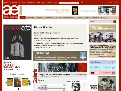 Galería Virtual Excelencias
