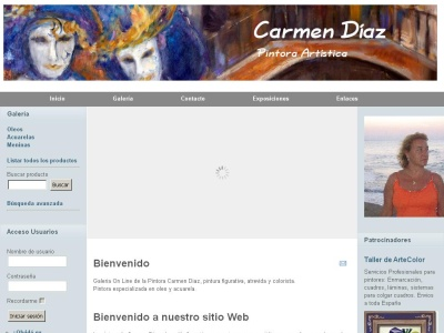Galeria Arte On Line oleos pintura contemporanea