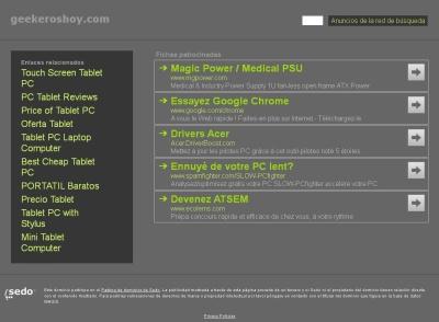 Geekeroshoy Noticias y Curiosidades Tecnologicas