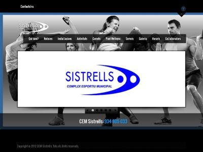 gimnasio sistrells - el m�s completo en badalona