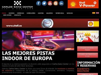 Go-karts madrid | CarlosSainzCenter