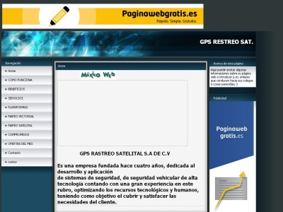 GPS RASTREO SAT