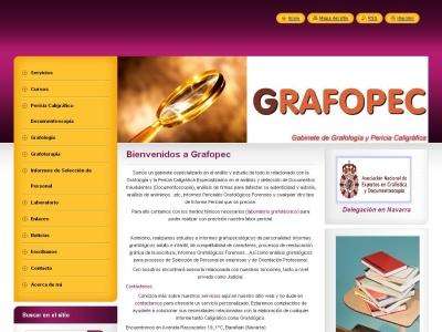GRAFOPEC/Gabinete Grafol�gico-Pericial