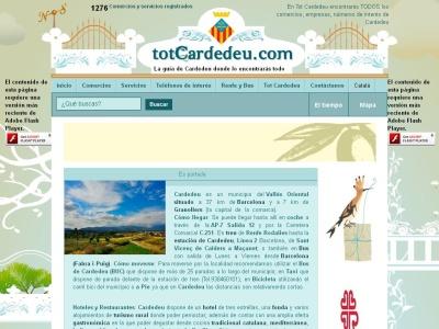 Gu�a de Cardedeu