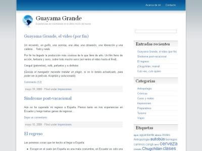 Guayama Grande